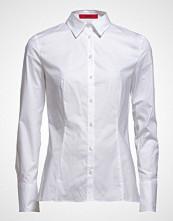 HUGO Etrixe1 Langermet Skjorte Hvit HUGO