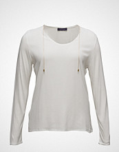 Violeta by Mango Combined Fabrics T-Shirt