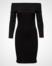 Selected Femme Sfmathilde Off Shoulder Knit Dress