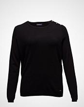 Violeta by Mango Decorative Button Sweater
