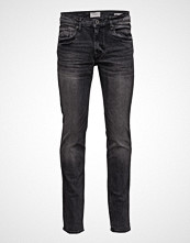 Mango Man Slim-Fit Grey Tim Jeans