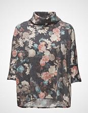 Mango Floral Sweater