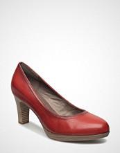 Tamaris Woms Court Shoe - Zealot