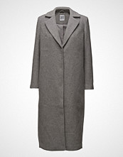 Saint Tropez Long Wool Blend Coat