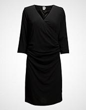 Saint Tropez Woven Wrap Dress