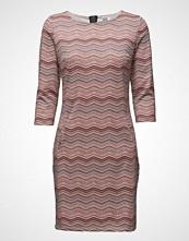 Saint Tropez All Over Print Jersey Dress