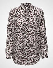 French Connection Bloomsbury Daisy Ls Tie Neck