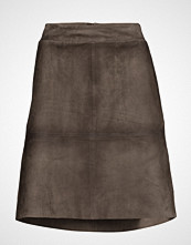 Second Female Enid Suede Skirt