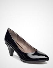 Tamaris Woms Court Shoe - Cress