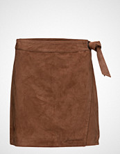Second Female Rut Suede Skirt