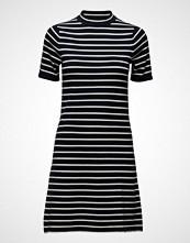 Hilfiger Denim Thdw Basic Rn Stp Sweater Dress S/S