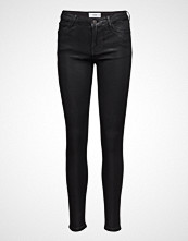 Mango Coated Skinny Gloss Jeans