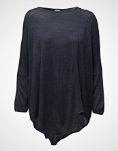Saint Tropez Knit Blouse With Visible Seam