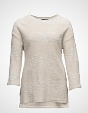 Violeta by Mango Cotton-Blend Knit Sweatshirt
