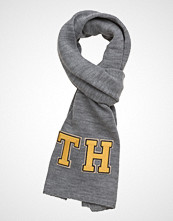 Tommy Hilfiger Th Patch Knitted Scarf Solid