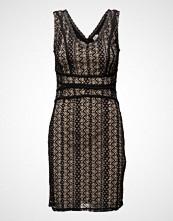 Saint Tropez Lace Dress W Cut Lines