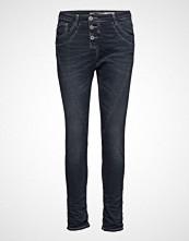 Please Jeans Classic Dark Blue No Holes