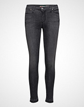 Please Jeans Catwoman Cut Grey Denim
