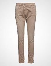 Please Jeans Fine Flap Cotton Sandstone