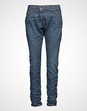 Please Jeans Fine Flap Soft Blue Denim