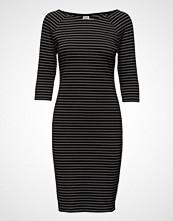 Saint Tropez Yarn Dyed Sttripe Jersey Dress