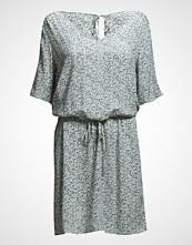 Saint Tropez Dress With Print And Belt