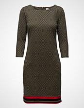 Saint Tropez Jersey Dress W Print