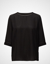 Maison Scotch Relaxed Fit Top With Ladder Detail
