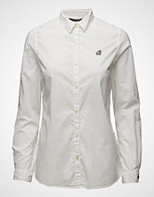 Scotch & Soda Preppy Shirt With Cool Embroideries