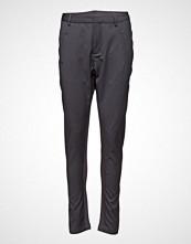 Saint Tropez Pants With Rib Inserts