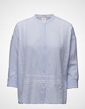 Scotch & Soda Lightweight Shirt With Embroidery