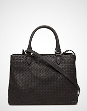 Decadent Woven Hand Bag With Strap