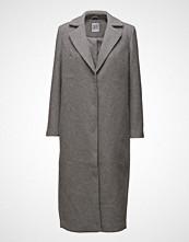 Saint Tropez Long Wool Blend Coat