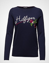 Tommy Hilfiger Jeanna Embroidered Swtr