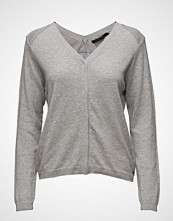 Coster Copenhagen Knit Cardigan W. V-Front And Back