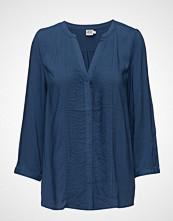 Saint Tropez Shirt W Pintucks