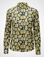 Gant O1. Voile Vivid Flower Shirt