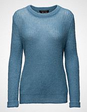 Maison Scotch Fluffy Crew Neck Pullover Knit