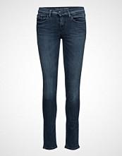 Calvin Klein Mid Rise Skinny - Bl