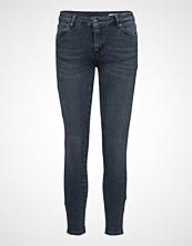2nd One Nicole 106 Zip, Smoke Blue, Jeans