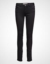 Mos Mosh Athena Slim Jeans Slim Jeans Svart MOS MOSH