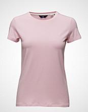 Gant Cotton/Elastane C-Neck T-Shirt Ss