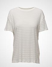 Lee Jeans Sheer Stripe Tee Bleached Sand