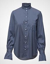 Mango Stripe-Patterned Shirt