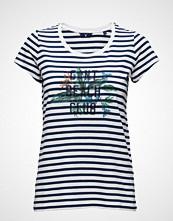 Gant Bc. Striped Beach Tee Ss