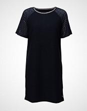 Coster Copenhagen Sweat Dress W. Lace Sleeves