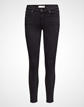 Odd Molly Stretch Blueblack Cropped Jean