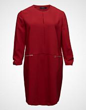 Violeta by Mango Zipped Shift Dress