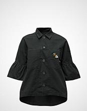 Mango Beads Cotton Overshirt