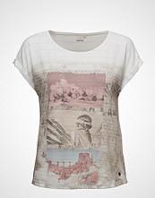 Cream Silia Tshirt